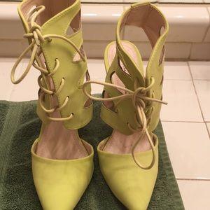 Ann Michelle heels